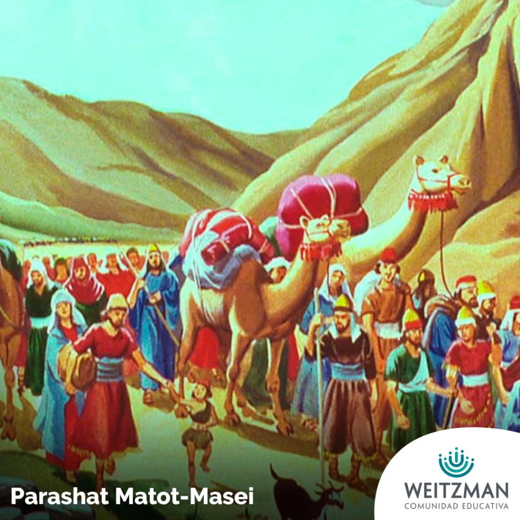 Parashat Matot-Masei