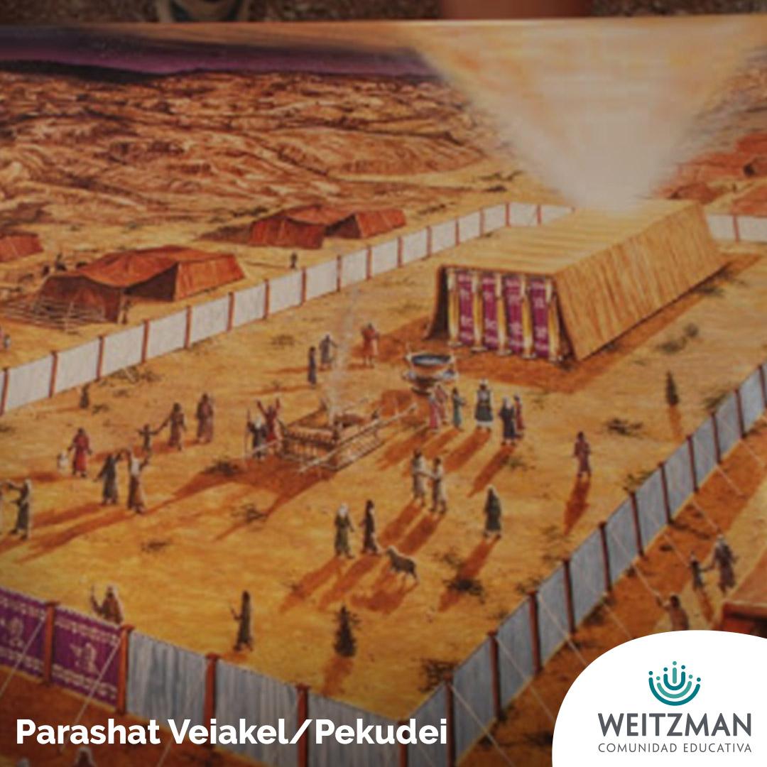 Parashat Vaiakel-Pekudei