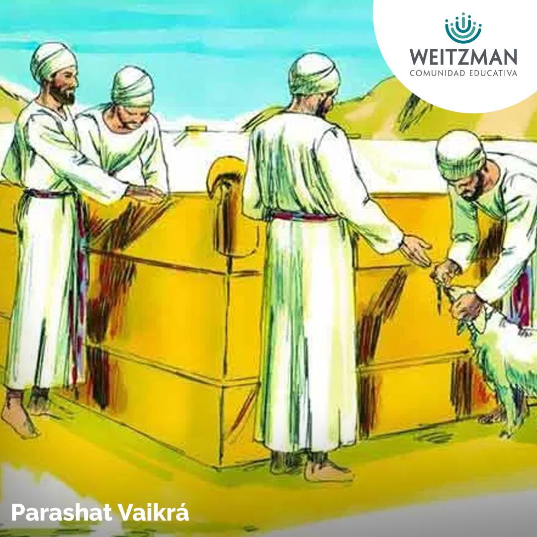 Parashat Vaikrá