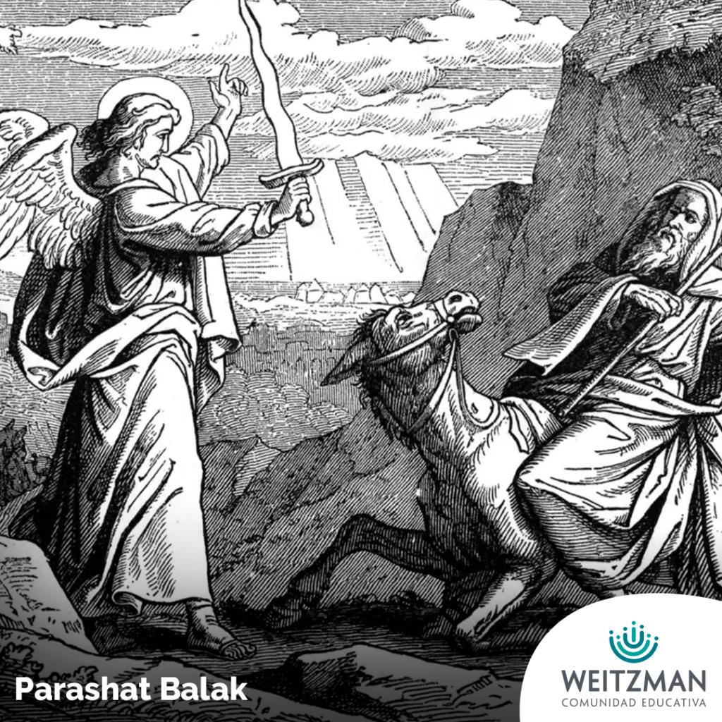 Parashat Balak
